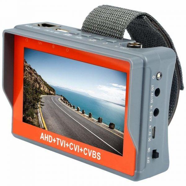 Тестер для видеокамер AVT TEST V5 ATC