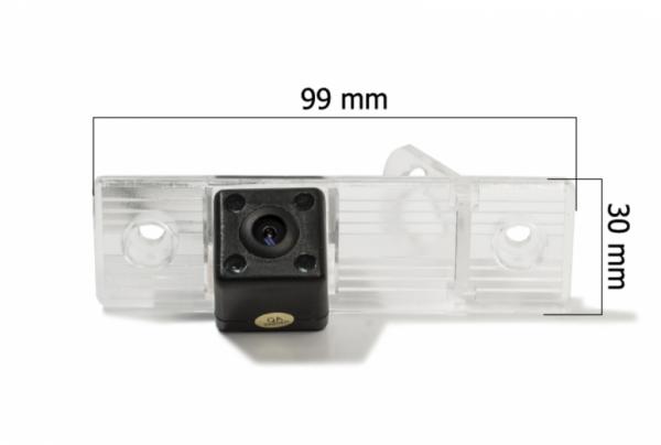 Камера заднего вида AVEL AVS315CPR 013 CHEVROLET