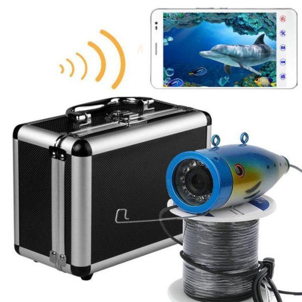 Подводная Wi-Fi камера СКАТ