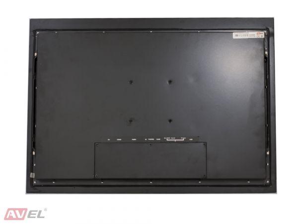 Телевизор AVS240SM (белая рамка)