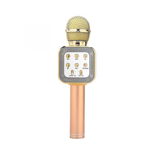 Микрофон-караоке Bluetooth со встроенными динамиками WS-1818