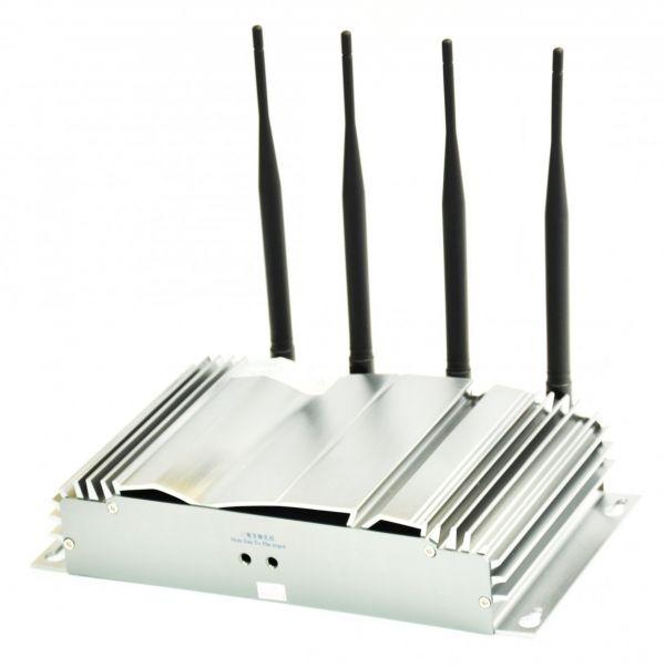 Подавитель Black Hunter M40 Интернет 3G, 4G, WiFi, Bluetooth