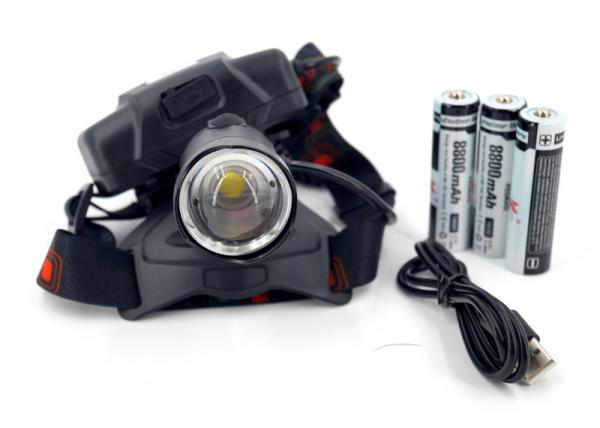 Налобный фонарь Поиск P-218-P50