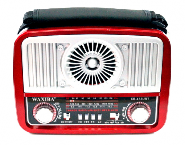 Ретро радиоприемник Waxiba XB-473URT