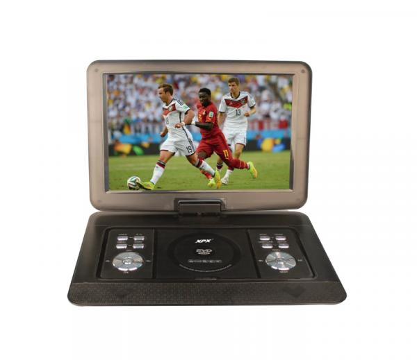 """Портативный DVD плеер XPX EA-1669D (16"""") с цифровым тюнером DVB-T2"""