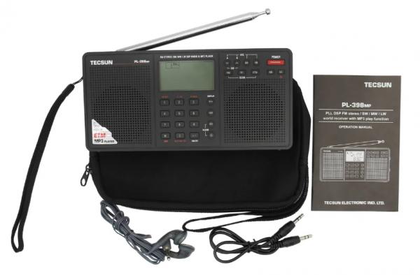Радиоприемник Tecsun Pl-398 MP