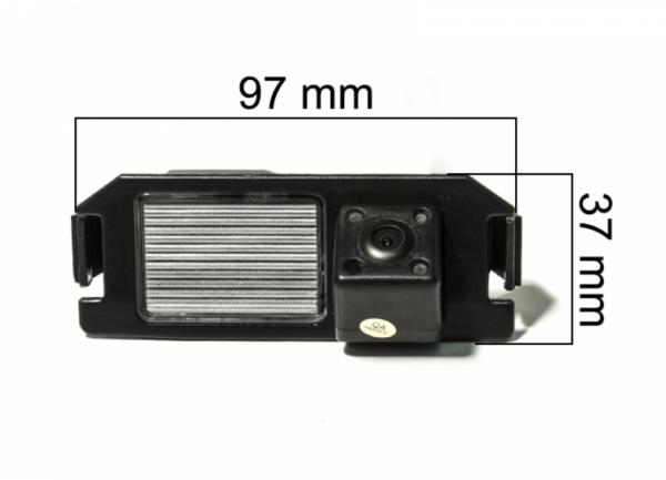 Камера заднего вида AVEL AVS315CPR 026 HYUNDAI / KIA