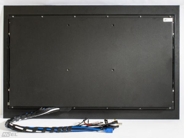 "Встраиваемый телевизор для кухни AVEL AVS320FS 32"" DVB-T2 Magic Mirror"