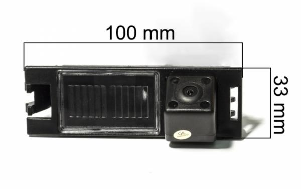 Камера заднего вида AVEL AVS315CPR 027 HYUNDAI