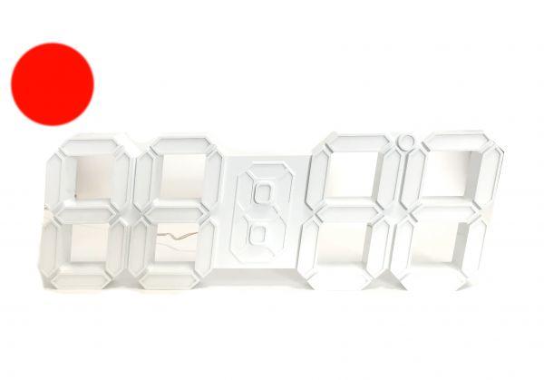 Электронные настенные часы VST-885 (Красный)