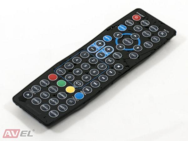 Телевизор AVS270SM (белая рамка)