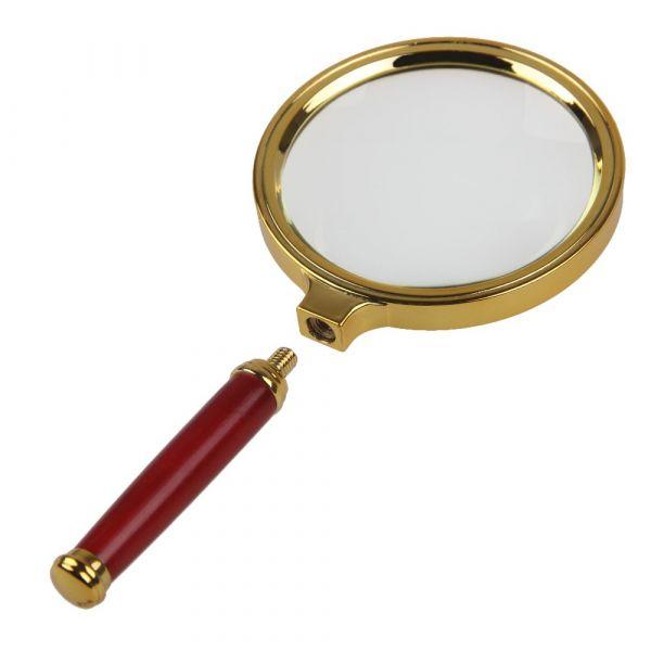 Увеличительное стекло (лупа) Magnifier 90 мм