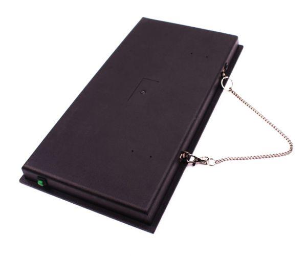 Светодиодная Эпоксидная Табличка «Bar» (43х23 см)