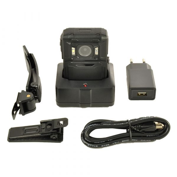Носимый видеорегистратор Teltos B5 GPS 32GB