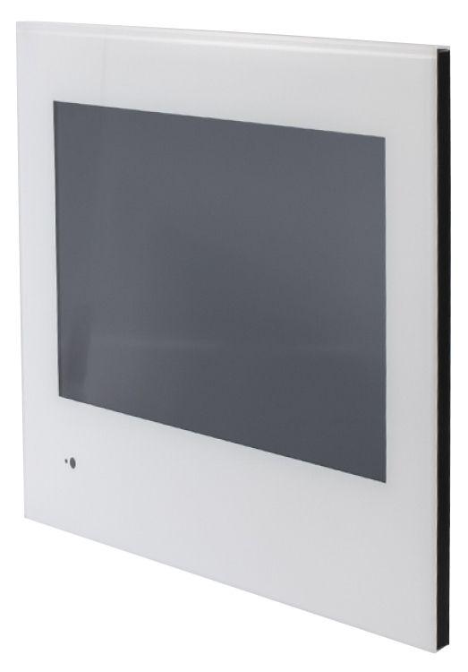 """Встраиваемый телевизор для кухни AVEL AVS220K 21.5"""" DVB-T2 White"""