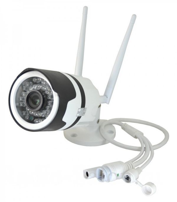 Уличная IP камера XPX EA-700SS с динамиком и микрофоном