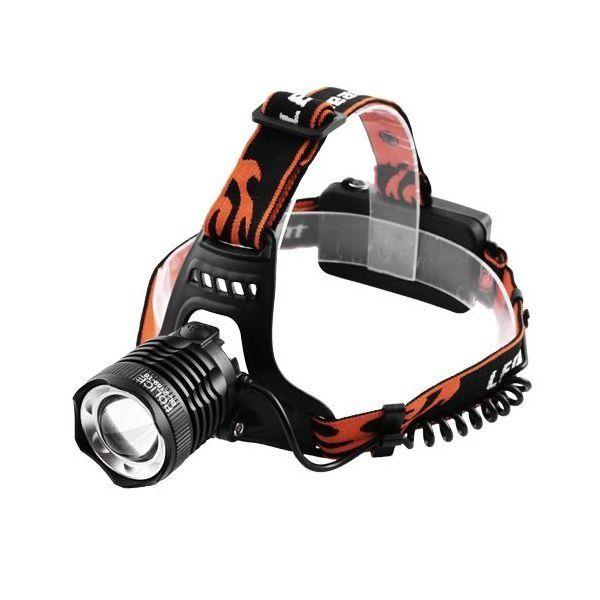 Налобный фонарь Police HL-2189 T6