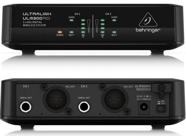 Радиосистема вокальная Behringer ULM302MIC-EU (пара)