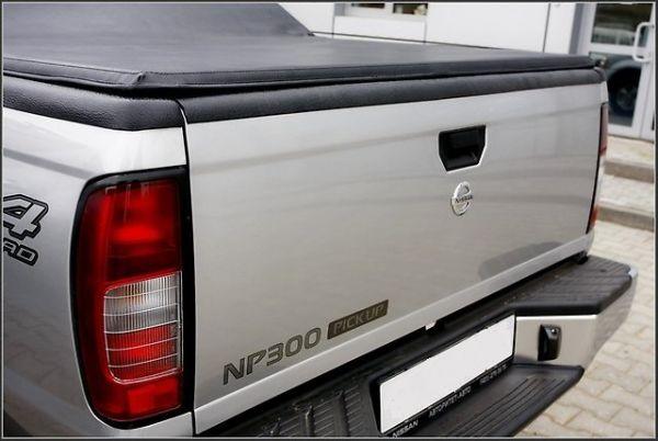 Тент KRAMCO Nissan Navara D40
