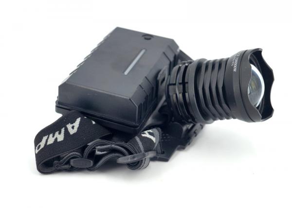 Налобный фонарь Поиск P-T70-P50