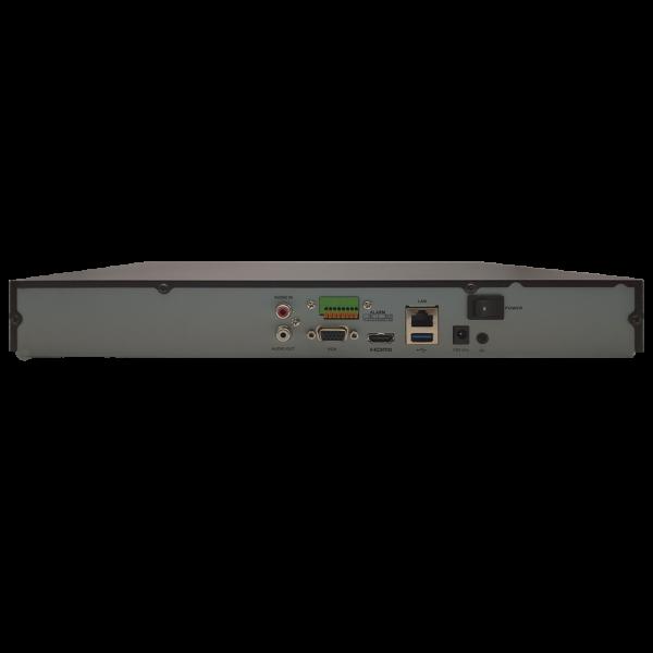 Видеорегистратор цифровой IP ST-NVR-H3208 2HDD