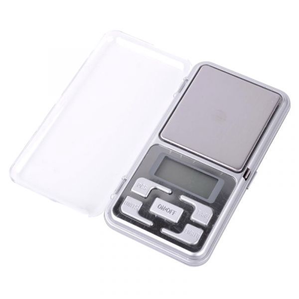 Электронные карманные весы 668 (500гр)