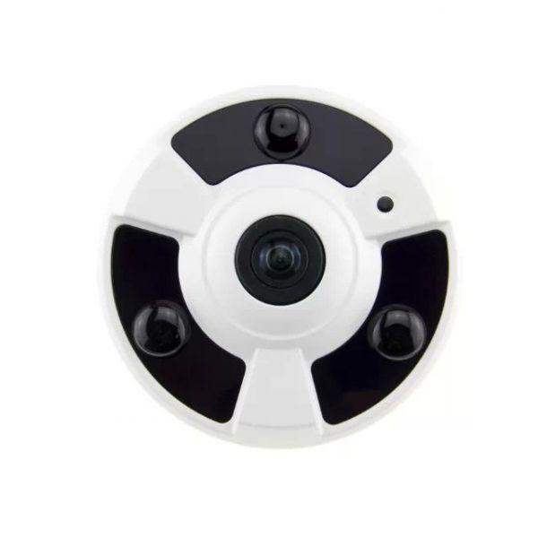 Широкоугольная IP камера видеонаблюдения AVT 6800AUXSDWF