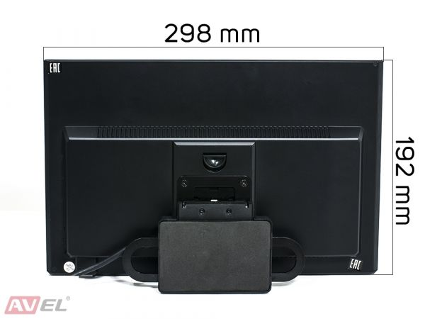 """Навесной монитор на подголовник с сенсорным экраном 12.5"""" на Android AVS1215AN"""
