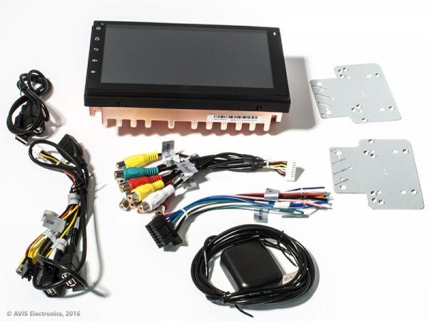 Универсальная магнитола 2DIN AVS070AN (#005) на Android