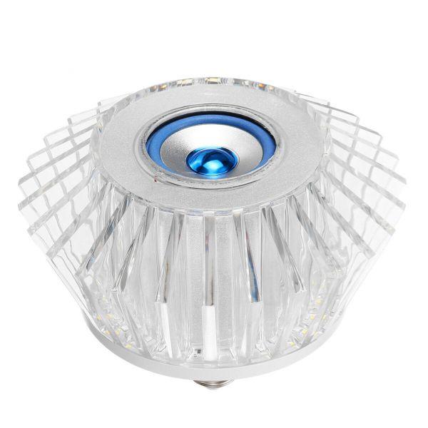 Поющая лампа E27 LED Bluetooth 24 Вт YD-1528