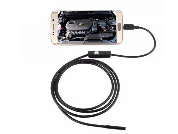 Инспекционная камера USB эндоскоп AVT ANDR 7-10m