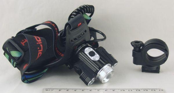 Налобный фонарик CREE LED FA-1826A