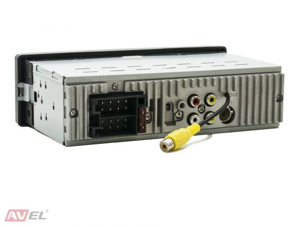 Универсальная магнитола 1DIN AVS080W (#001)