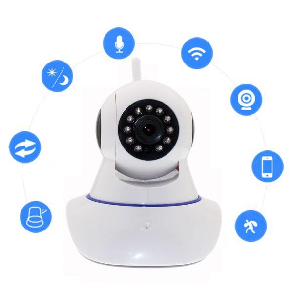 Беспроводная IP видеокамера XPX-200SS