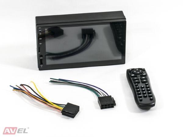 Универсальная магнитола 2DIN AVS060W (#001) с MirrorLink