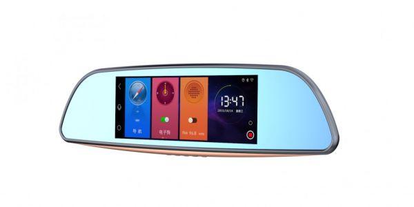 Автомобильный видеорегистратор XPX ZX857D на Android с 3G и GPS