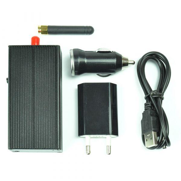 Портативный подавитель связи GPS G600