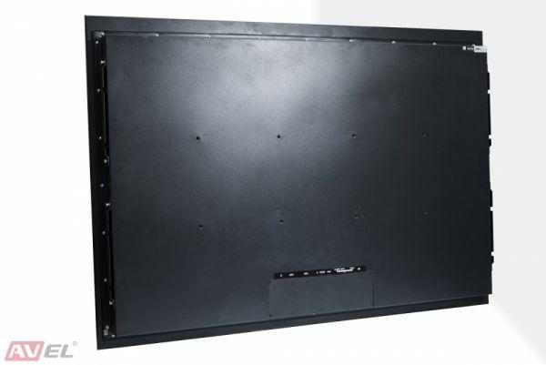 Ultra HD (4K) LED телевизор AVS550SM (черная рамка)