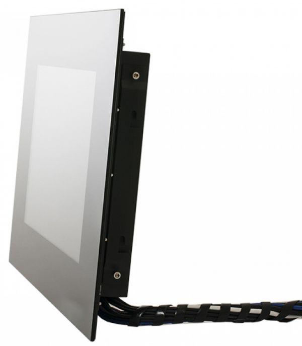 "Встраиваемый телевизор для кухни AVEL AVS190FS 19"" DVB-T2 Magic Mirror"