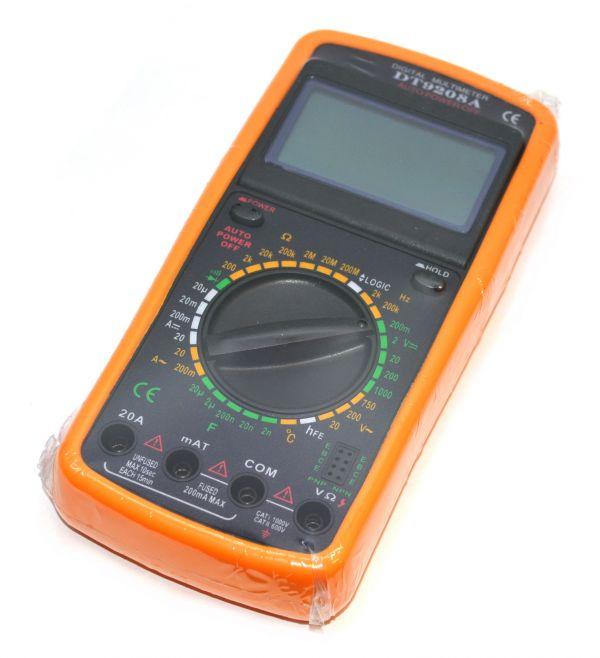 Мультиметр Digital Multimeter DT9208A