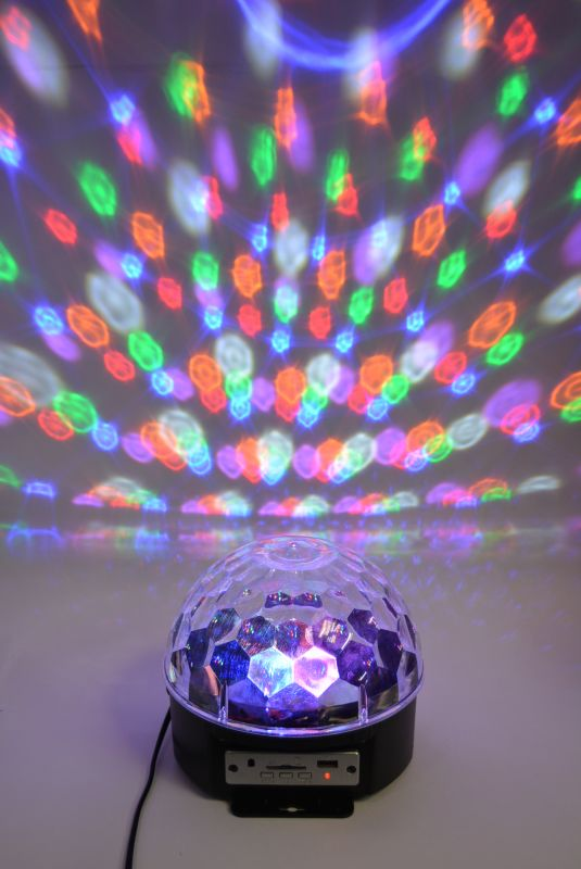 Светодиодный Диско-шар LED Magic Ball AB-0004