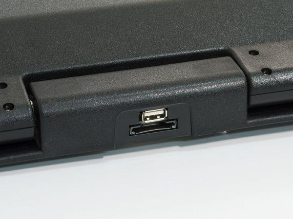 """Потолочный монитор 22"""" со встроенным медиаплеером AVS2220MPP (черный)"""