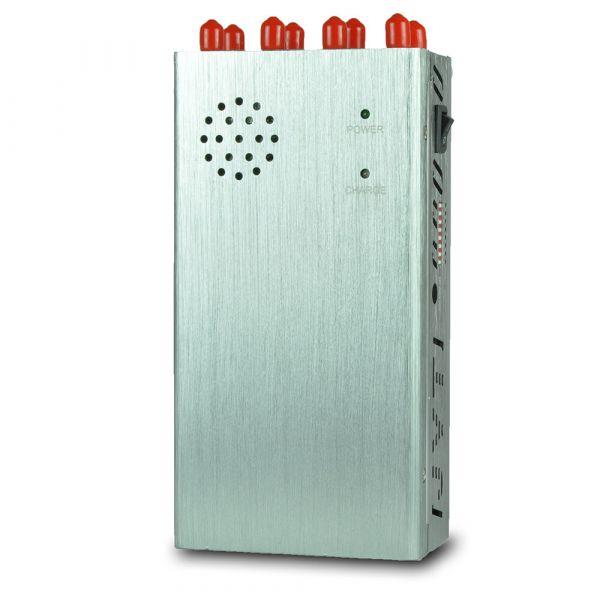 Мобильный мультичастотный подавитель связи Терминатор-15UV