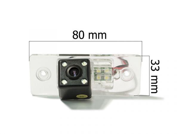 Камера заднего вида AVIS AVS112CPR 105 Volkswagen