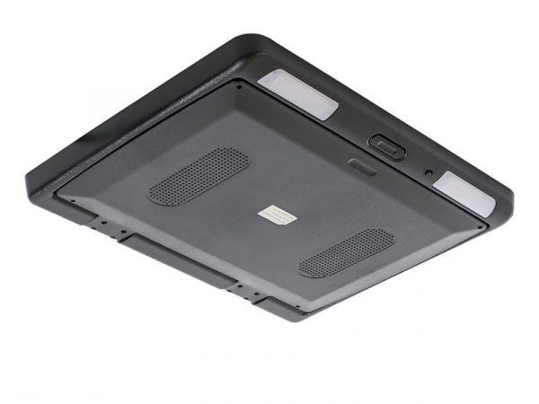 """Потолочный автомобильный монитор AVIS AVS117 17"""" Black"""