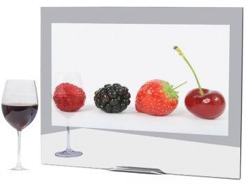 """Встраиваемый Smart телевизор для кухни AVS240KS (Magic Mirror) 23,8"""""""