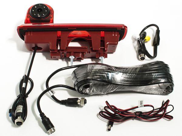 Штатная камера заднего вида AVIS AVS325CPR 178 для автомобилей OPEL/ RENAULT