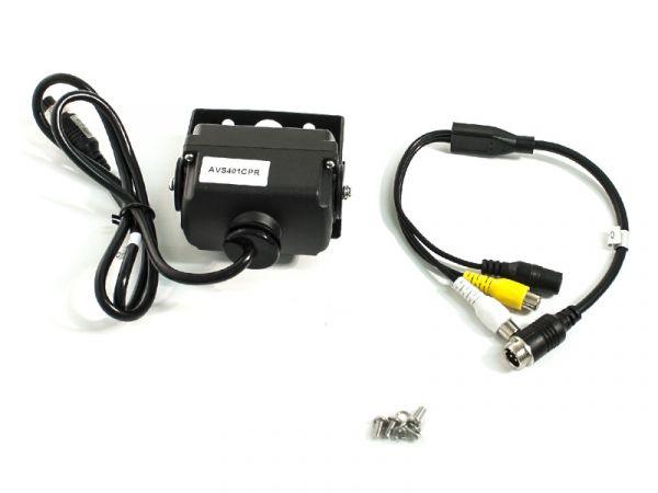 Камера заднего вида для грузовых автомобилей и автобусов AVIS AVS401CPR