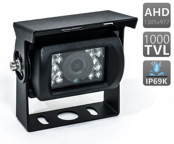 AHD камера заднего вида для грузового автотранспорта AVS407CPR с автоматической ИК подсветкой
