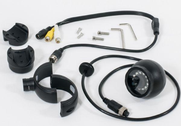 AHD камера заднего вида AVS425CPR для грузовых автомобилей и автобусов